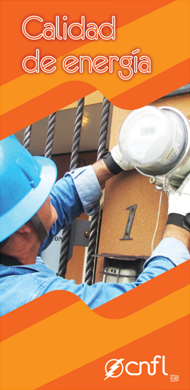 Image of a worker checking an electricity supplier
